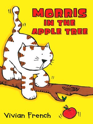 cover image of Morris in the Apple Tree