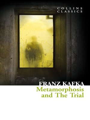cover image of Metamorphosis and the Trial