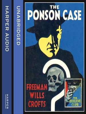 cover image of The Ponson Case