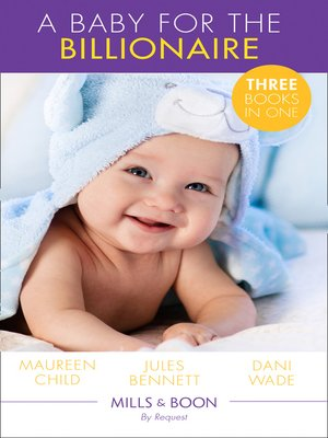 cover image of A Baby For the Billionaire