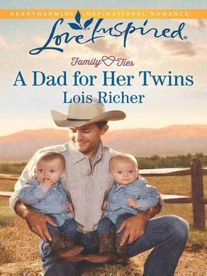 cover image of A Dad for Her Twins