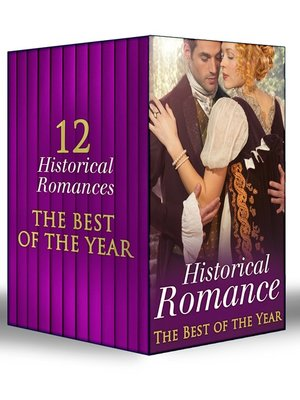 cover image of Historical Romance--The Best of the Year
