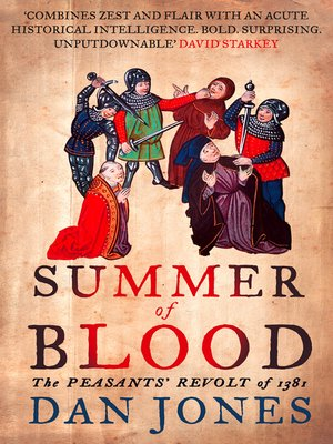 cover image of Summer of Blood