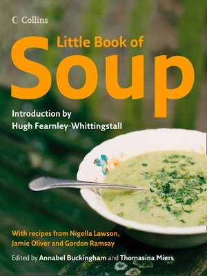 cover image of Little Book of Soup