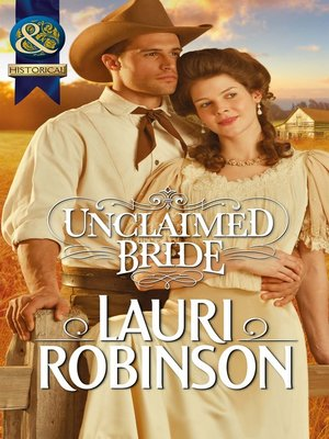 cover image of Unclaimed Bride