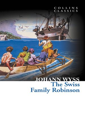 cover image of The Swiss Family Robinson