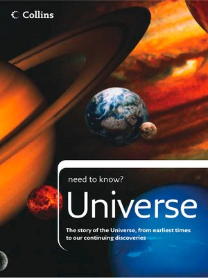 cover image of Universe