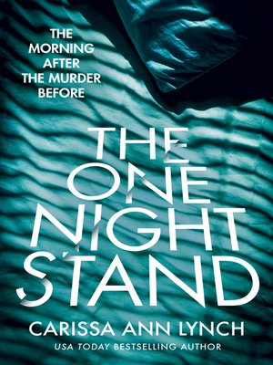 cover image of The One Night Stand