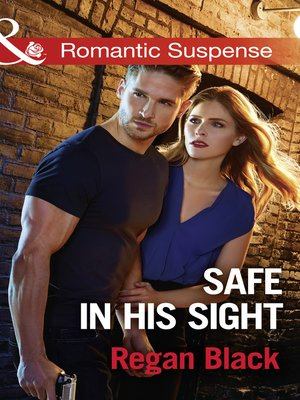 cover image of Safe In His Sight