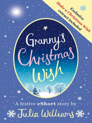 cover image of Granny's Christmas Wish