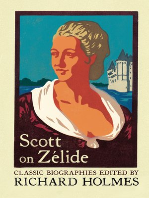 cover image of Scott on Zélide