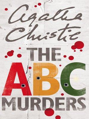 cover image of The ABC Murders