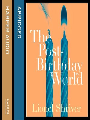 cover image of The Post-Birthday World