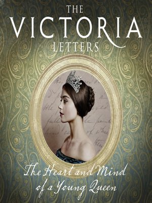 cover image of The Victoria Letters
