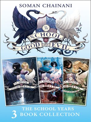 cover image of The School for Good and Evil 3-book Collection