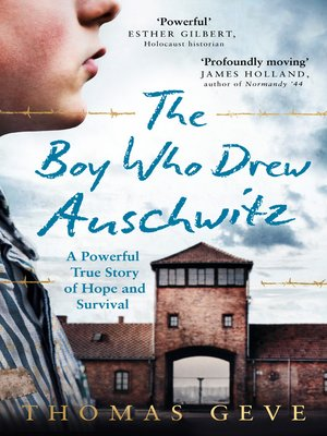cover image of The Boy Who Drew Auschwitz