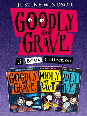 cover image of Goodly and Grave 3-Book Story Collection
