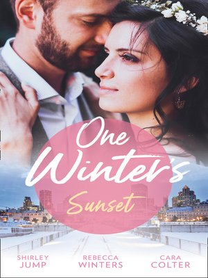 cover image of One Winter's Sunset
