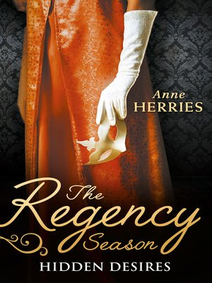 cover image of The Regency Season, Hidden Desires
