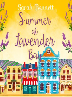 cover image of Summer at Lavender Bay