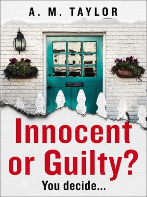cover image of Innocent or Guilty?