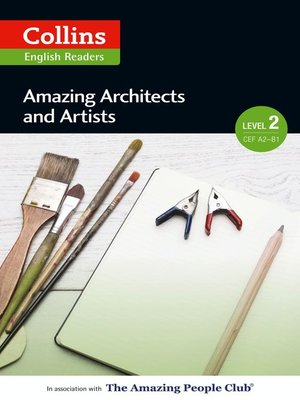 cover image of Amazing Architects & Artists