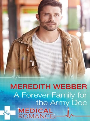 cover image of A Forever Family For the Army Doc