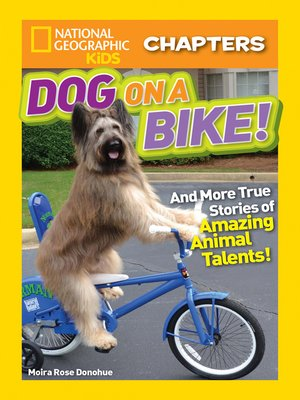cover image of Dog on a Bike