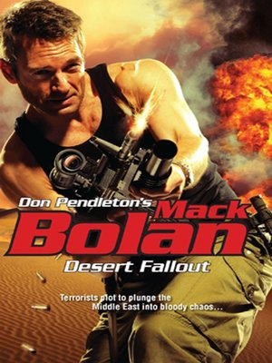 cover image of Desert Fallout