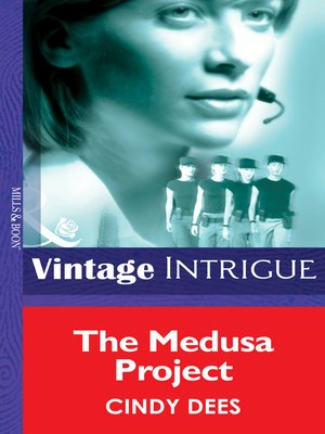 cover image of The Medusa Project