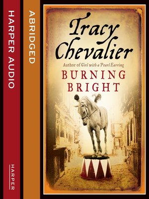 cover image of Burning Bright