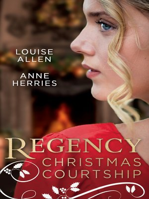 cover image of Regency Christmas Courtship
