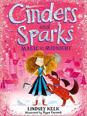 cover image of Cinders & Sparks