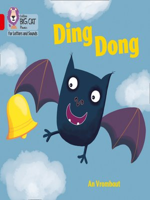 cover image of Collins Big Cat Phonics for Letters and Sounds – Ding Dong