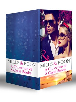 cover image of Mills & Boon Modern February 2014 Collection