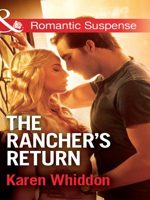 cover image of The Rancher's Return
