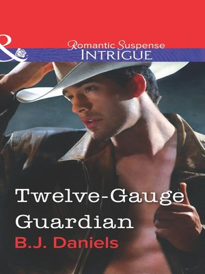 cover image of Twelve-Gauge Guardian