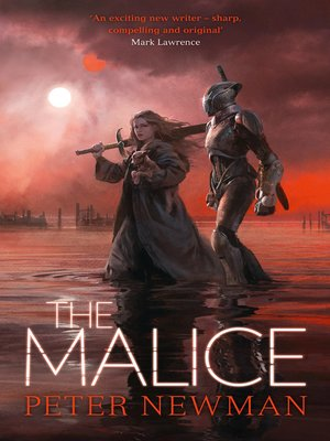 cover image of The Malice