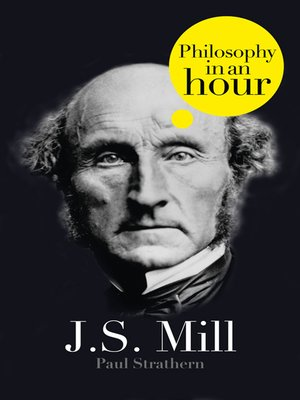 cover image of J.S. Mill