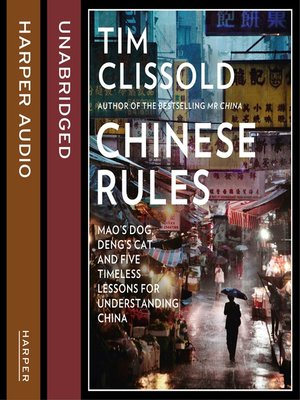 cover image of Chinese Rules