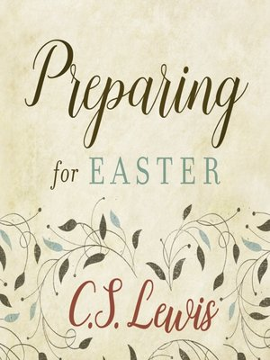 cover image of Preparing for Easter