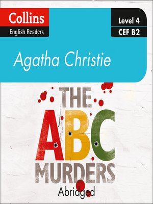 cover image of The ABC Murders, Level 4