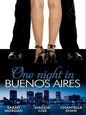 cover image of One Night in Buenos Aires