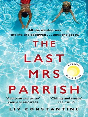 cover image of The Last Mrs Parrish