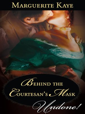 cover image of Behind the Courtesan's Mask