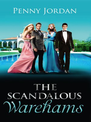 cover image of The Scandalous Warehams