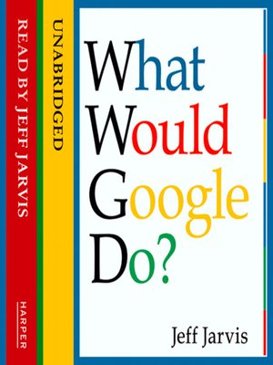 cover image of What Would Google Do?