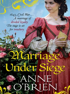 cover image of Marriage Under Siege