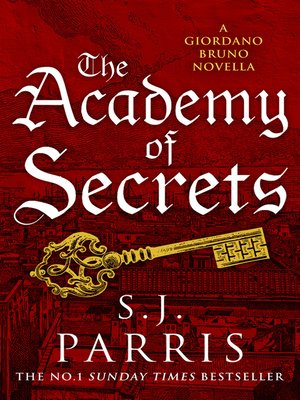 cover image of The Academy of Secrets