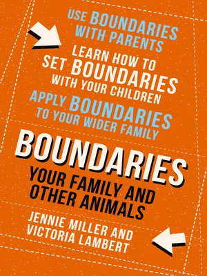 cover image of Boundaries, Step Four